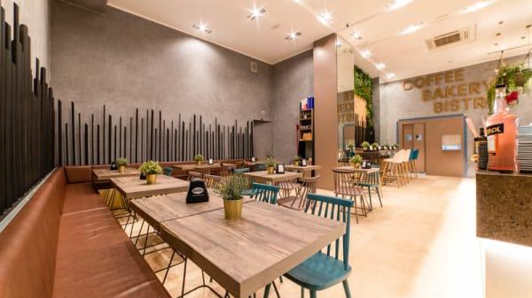 Vista sala - Cosmopolitan Bakery & Bistrot (Cava), Cava de' Tirreni