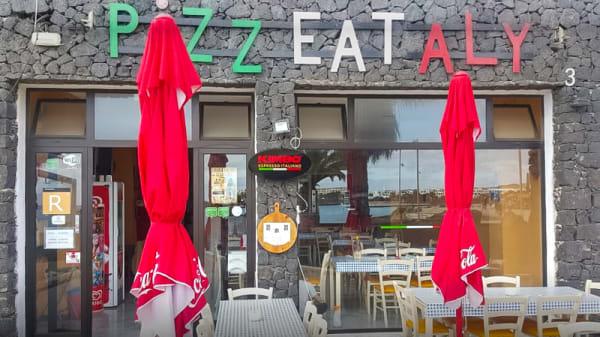 Entrada - Pizzeataly, Costa Teguise