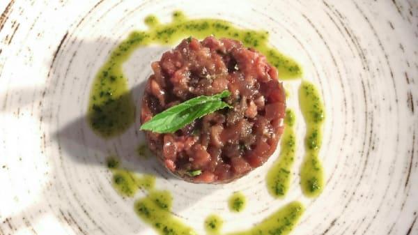 Suggerimento dello chef - Aquatica Restaurant, Alghero