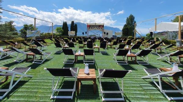 Montreux Jazz Festival - Scène des Jardins, Montreux