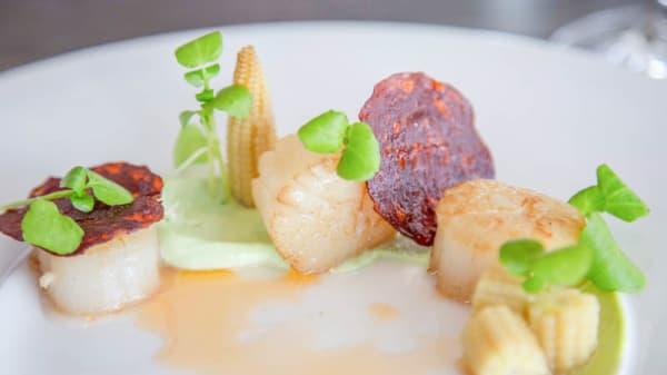 Suggestie van de chef - Fletcher Landgoed Hotel Holthurnsche Hof, Berg en Dal