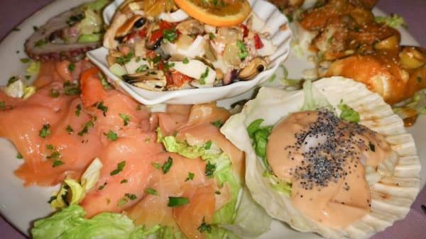 Suggerimento dello chef - Hostaria Sette Sapori, Trapani