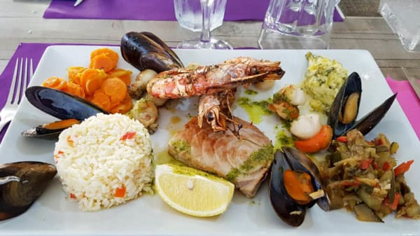 Suggestion du Chef - Brasserie des Arenes, Saintes-Maries-de-la-Mer