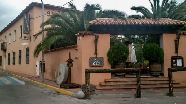 exterior - El Rey, Casarrubios Del Monte