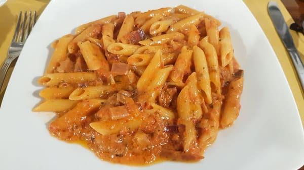 Piatto - Hostaria di Pantaneto 55 Siena, Siena