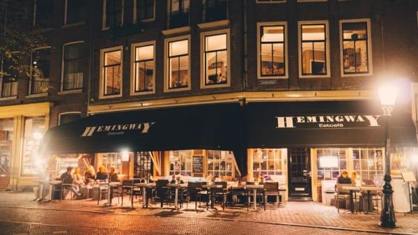 Restaurant - Hemingway, Utrecht