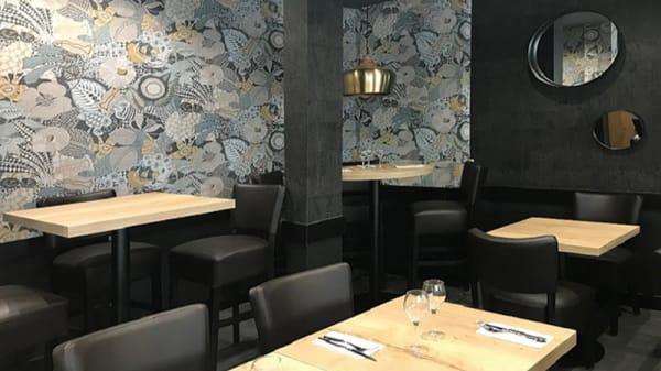 Vue de la salle - Café Millesimes, Paris