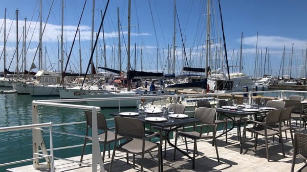 RIZcafè - Nautical Lounge, Roma