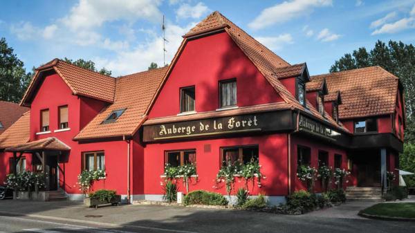 exterieur - Auberge de la Forêt, Seltz