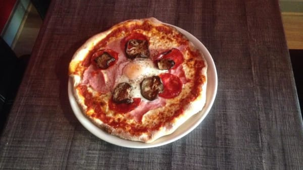 Suggestion du Chef - Pizzeria Berry, Paris