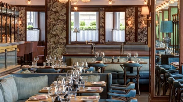 Brasserie Prince at The Balmoral, Edinburgh