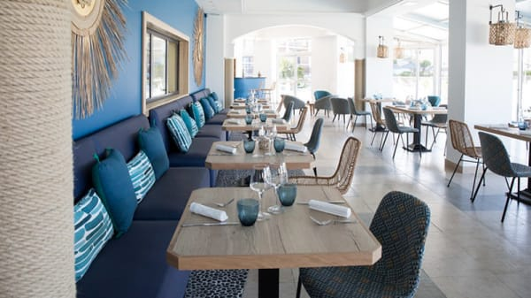 Ambiance chaleureuse - Les Ganivelles-Hôtel les Bulles de Mer, Saint-Cyprien