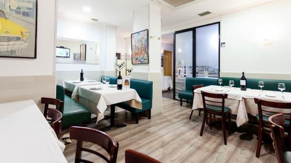 Restaurante - New Taxi Bar, Madrid
