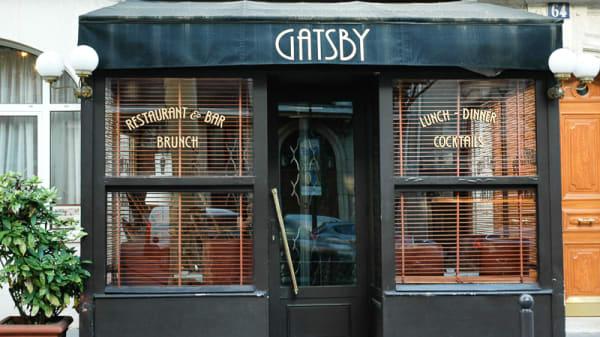 Le Gatsby, Paris