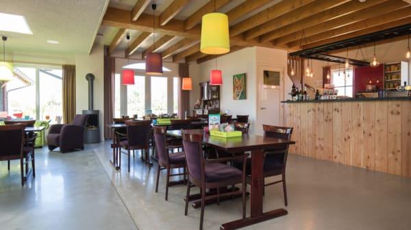 Restaurant bij de bar - Heerlijkheid Eck en Wiel, Eck en Wiel