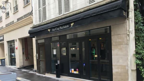 Au coq parisien, Paris