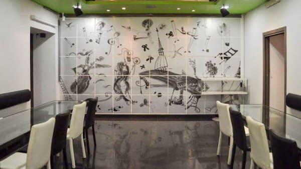 Salone ristorante - B-Evolution, Torino