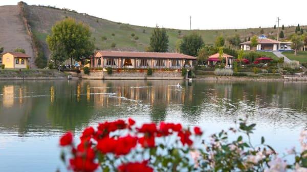 Esterno - Ristorante Il Lago, Montaione