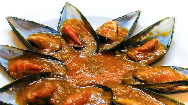 Sugerencias del chef - Can Garriga, Canoves
