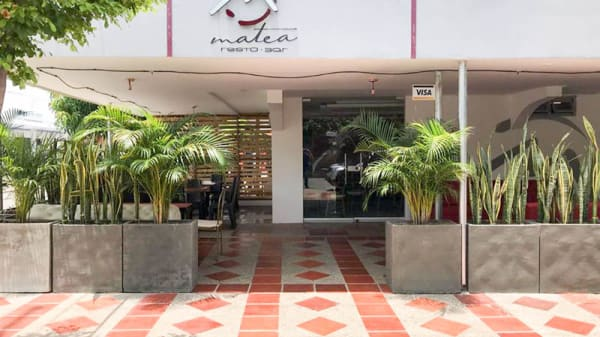 Entrada - Matea Resto Bar, Valledupar