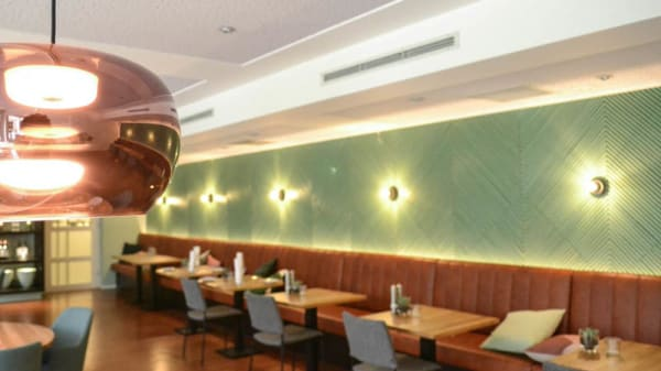 Sfeer impressie restaurant - Leerhotel Het Klooster, Amersfoort