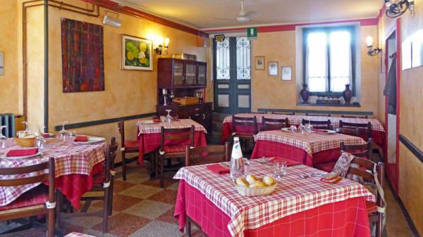 Vista sala - San Pietro, Lisanza