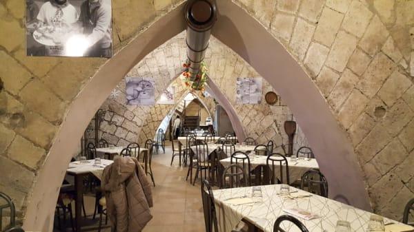 Sala - Pizzeria 110 e lode, Napoli