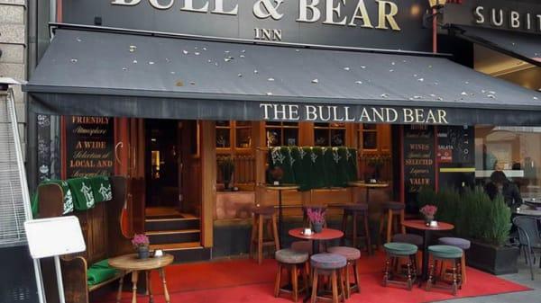 Entre - The Bull and Bear Inn, Stockholm