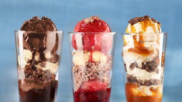 Dessert de la maison - Poivre Rouge - Plaisance-du-Touch, Plaisance-du-Touch