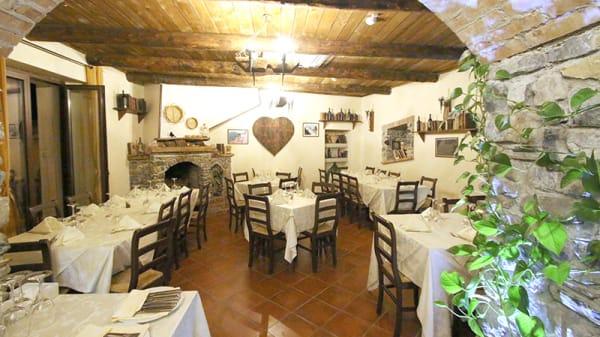 Vista sala - Ristorante Don Ippolito - Antica Cucina, Buonvicino