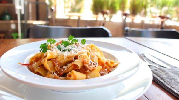 Sugestão do chef - Paratella Gastronomia Italiana, Belo Horizonte