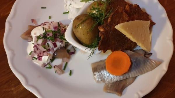 food - Östgötakällaren, Stockholm