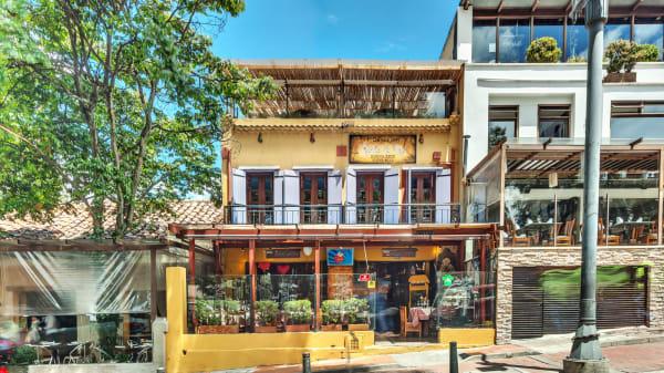 Tienda de Café, Bogotá