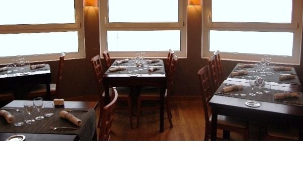 Vue de l'intérieur - Restaurant de la Mer, Veulettes-sur-Mer