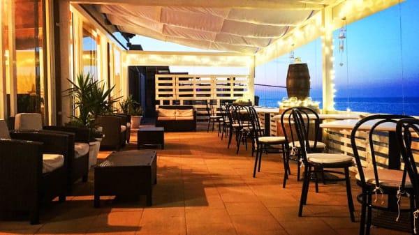 Terrazza - Osteria Salina Ristorantino d'Amare, Porto Sant'Elpidio