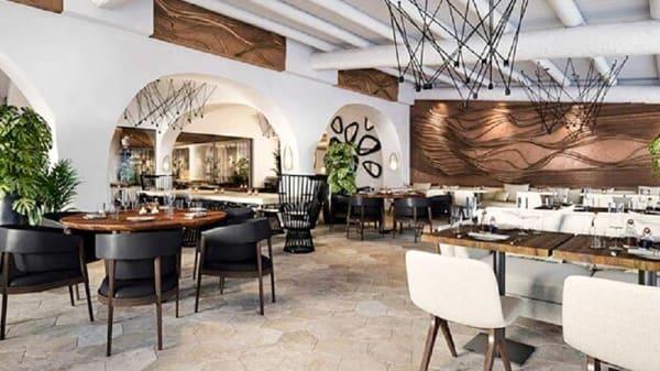 Veduta dell interno - Thelocal Restaurant
