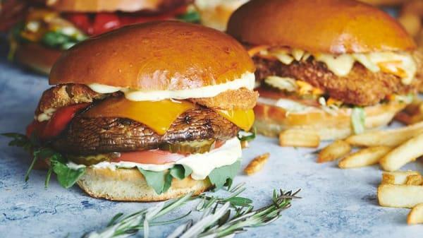 Bash Burger • Grill - Bash Burger • Grill, Roskilde