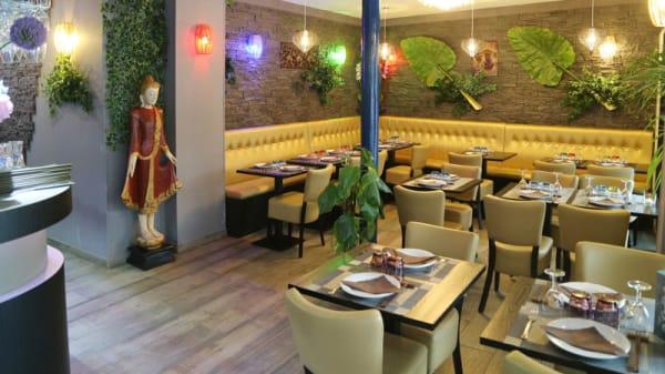 Salle du restaurant - Jinchelin, Paris