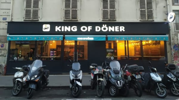 King of Doner, Paris