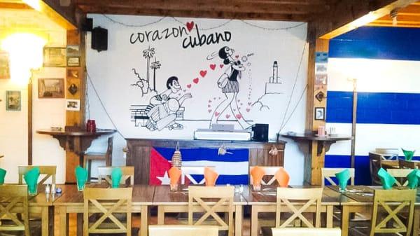 sala - Corazon Cubano, Piove Di Sacco