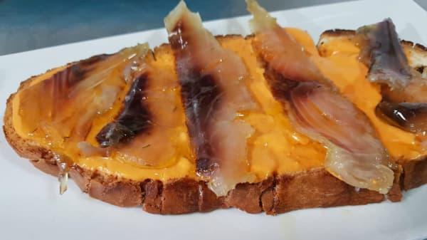 Sugerencia del chef - Casa Litri, Trebujena
