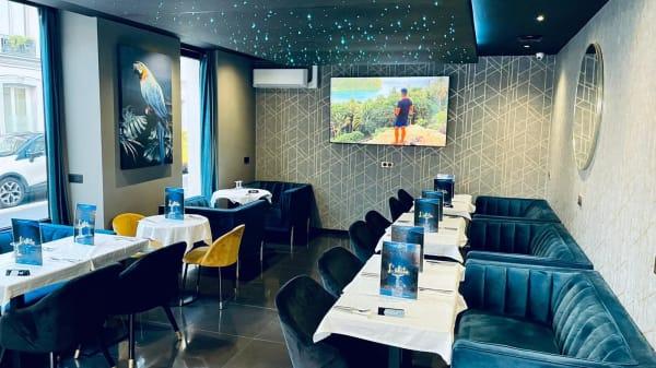 L'Élite Lounge, Le Pré-Saint-Gervais