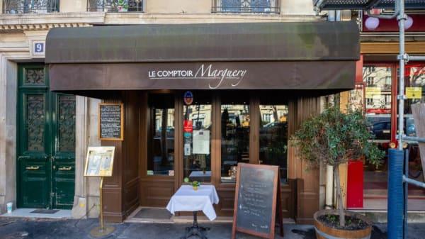 Entrée - Comptoir Marguery, Paris