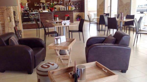 Vista de la sala - Milano Café Restaurante Pizzeria, Tossa De Mar