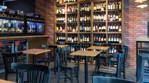 Vista de la sala - Caná - Wine Tasting Room, Buenos Aires