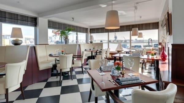 Restaurant - De Boegschroef, Delfzijl