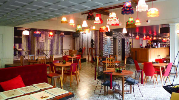 Salle - Le Bar à Bulles, Paris