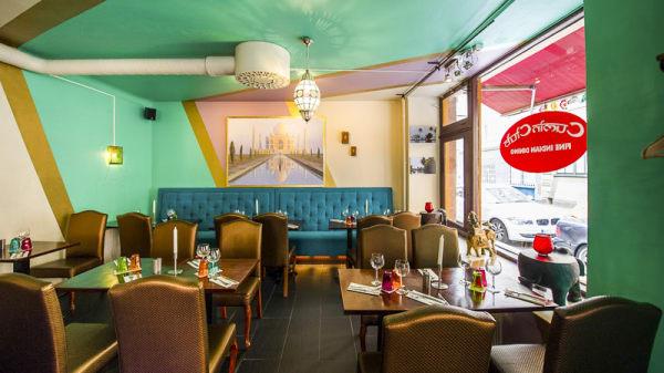 Dining room - Cumin Club, Stockholm