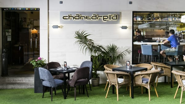 Chantarella, Madrid