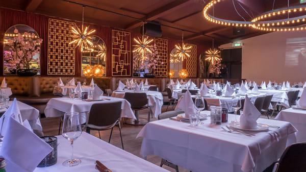 Het restaurant - Cinema Paradiso, Amsterdam
